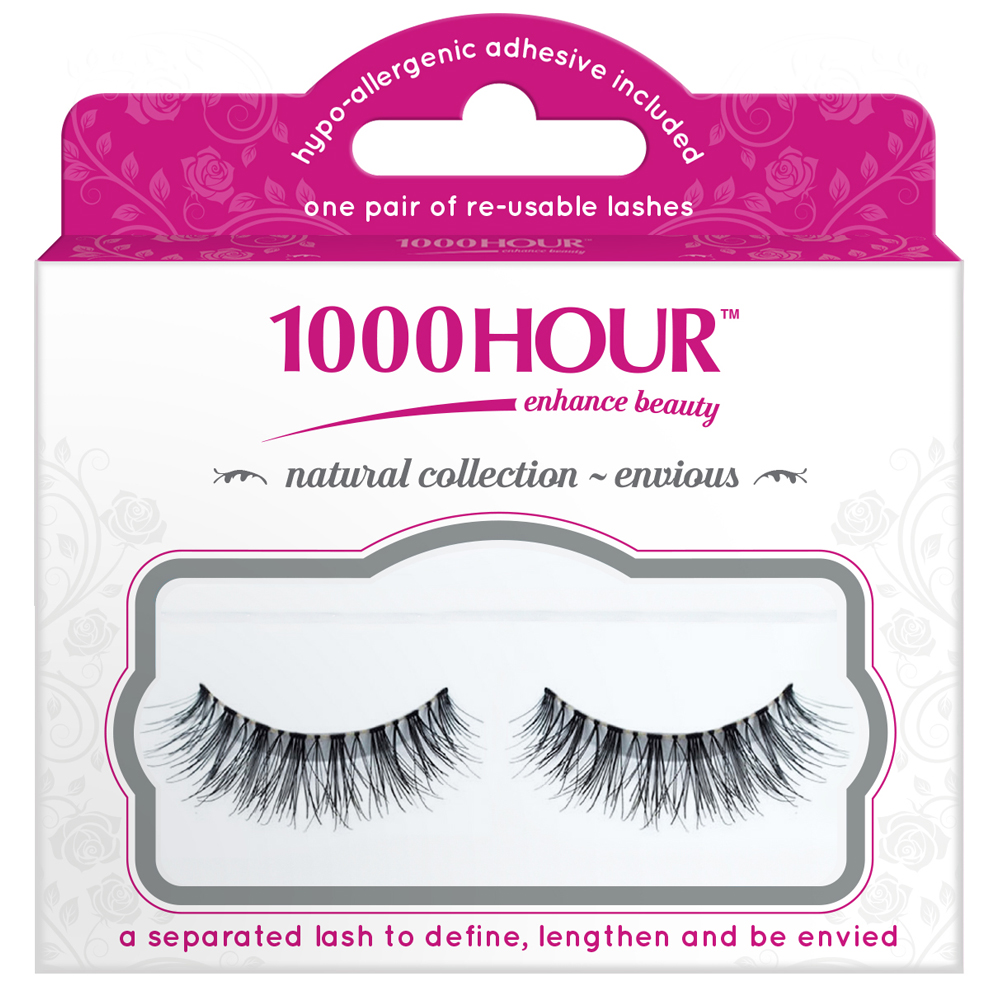 Image of 1000 Hour 1000 Hour Classic Collection Lashes - Envious 1 Kit