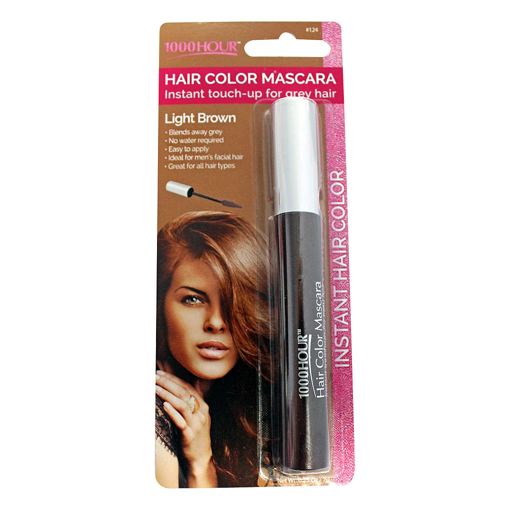 Image of 1000 Hour 1000 Hour Hair Color Mascara - Light Brown 7 g