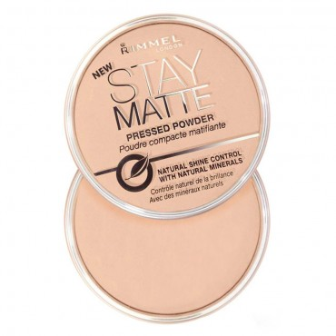 Rimmel Stay Matte Pressed Powder 1 ea