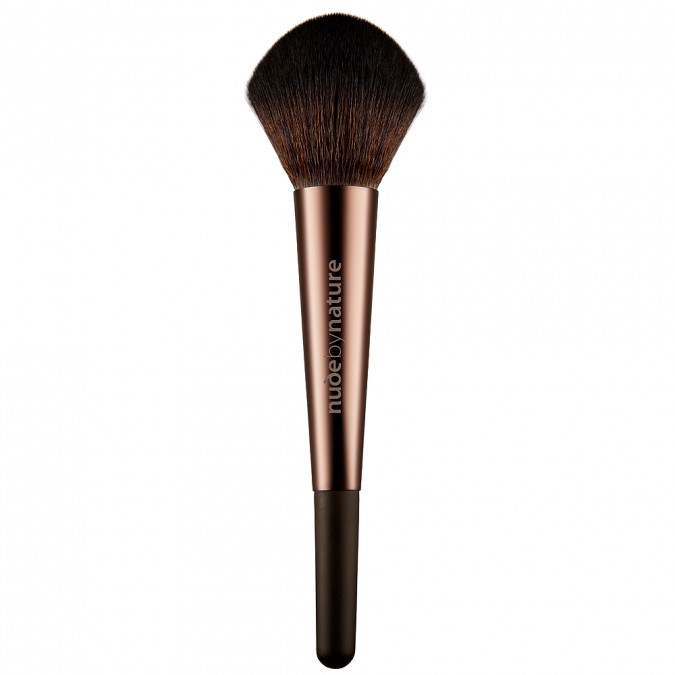 Nude By Nature Finishing Brush 1 ea