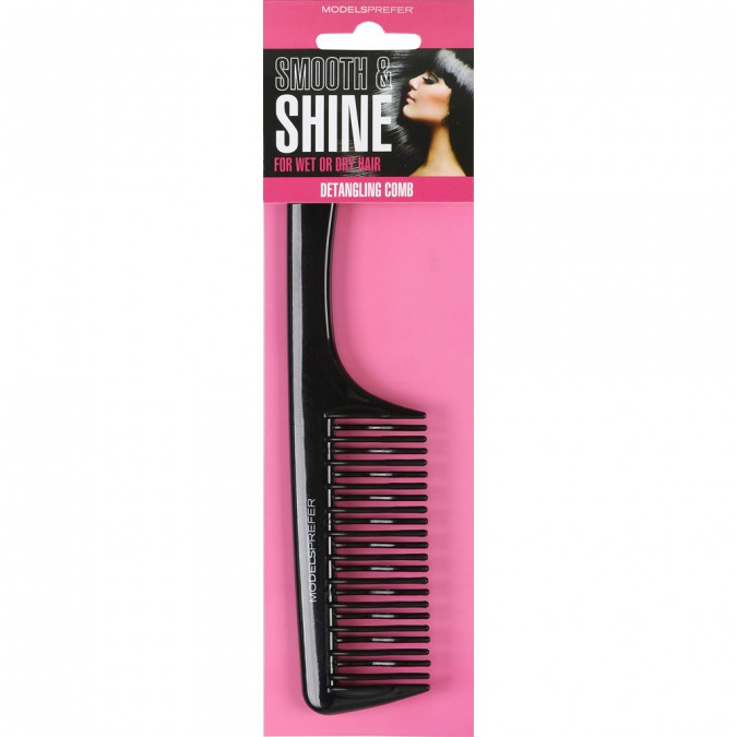 Models Prefer Smooth & Shine Detangling Comb 1 ea