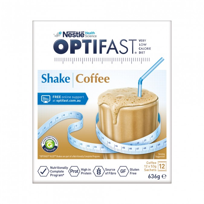 Shake Coffee Flavour 12 Pack