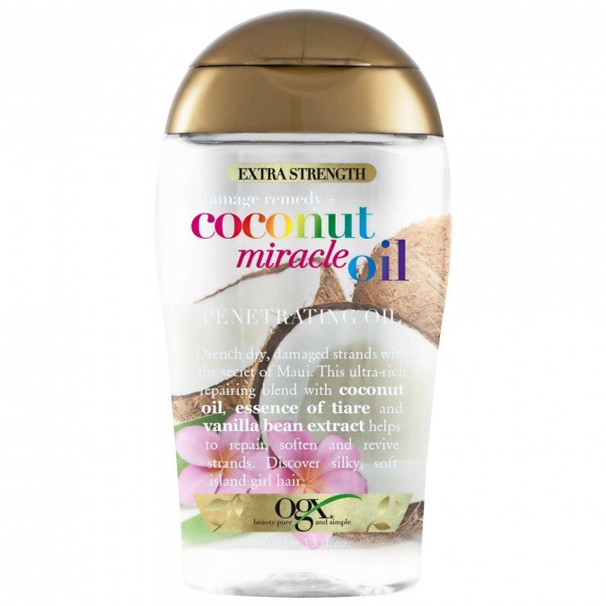 Ogx Extra Strength Damage Remedy + Coconut Miracle Oil Penetrati 100 mL