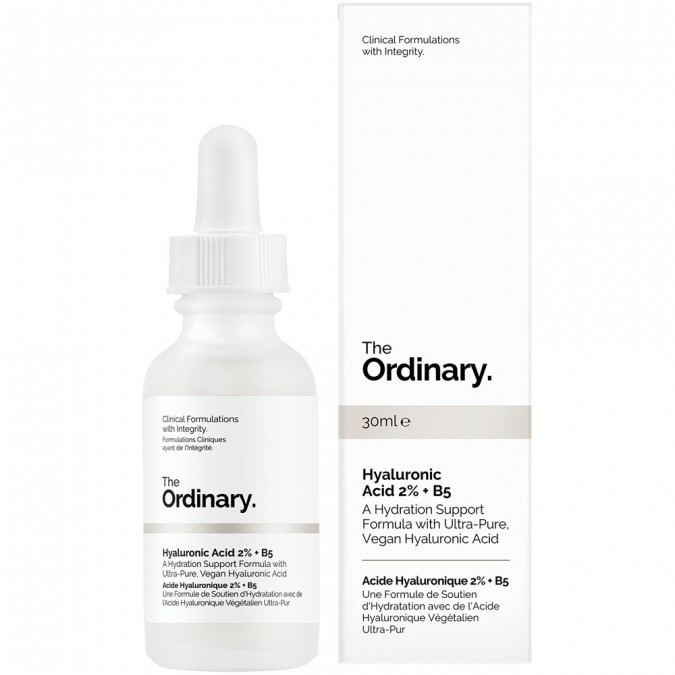 The Ordinary Hyaluronic Acid 2% + B5 30 mL