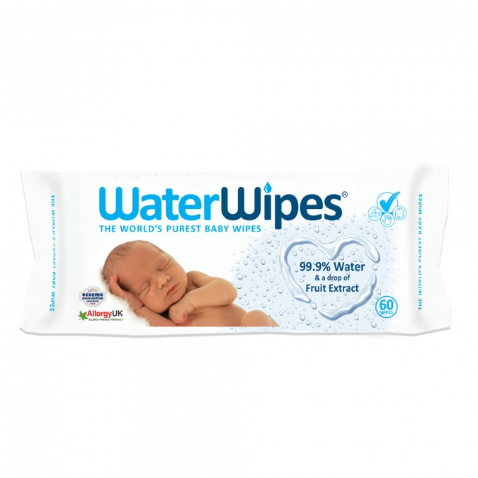 Waterwipes WaterWipes 60 Wipes