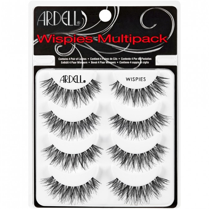Ardell Wispies Multipack 4 Pairs