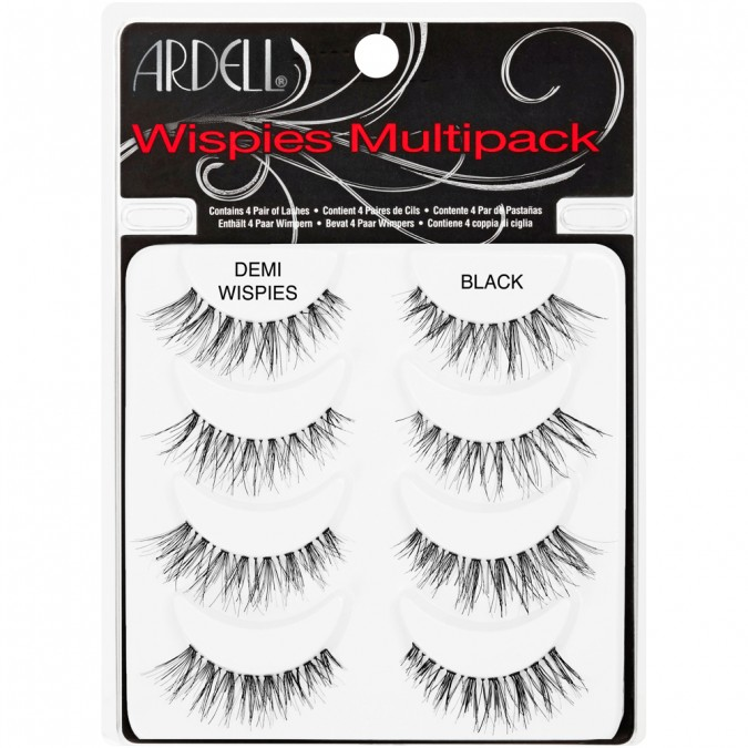 Ardell Demi Wispies Multipack 4 Pairs