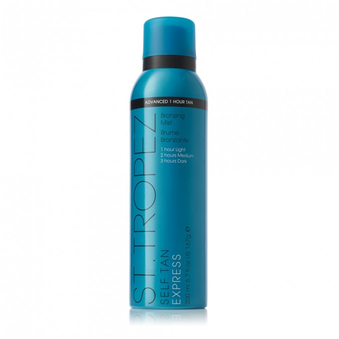St Tropez Self Tan Express Bronzing Mist 200 mL