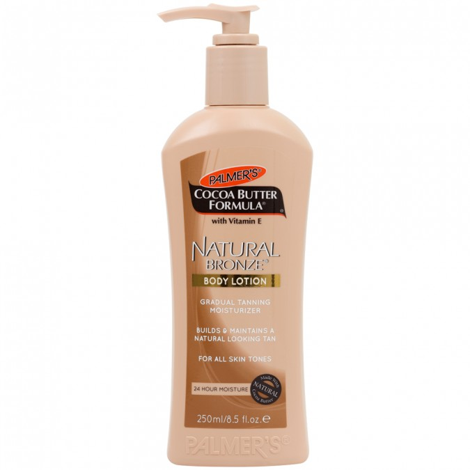 Palmer's Cocoa Butter Formula Natural Bronze Body Lotion 250 mL
