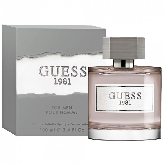Guess 1981 For Men EDT 100 mL