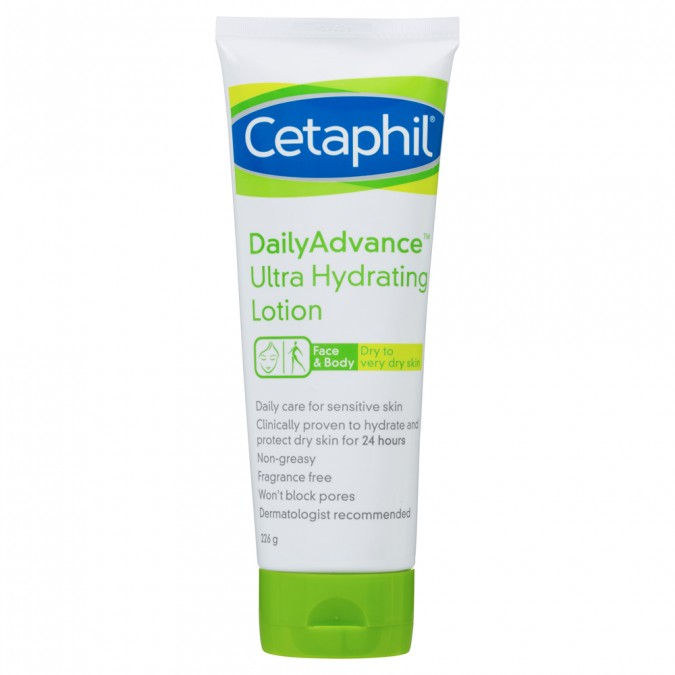 Daily Advance Ultra Hydrating Lotion 226 G by Cetaphil