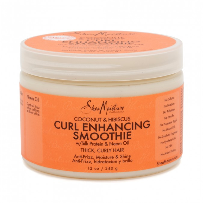 Buy Coconut Hibiscus Curl Enhancing Smoothie 340 G By Sheamoisture Online Priceline