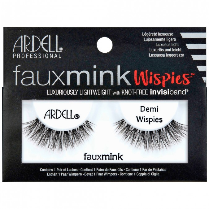 74459f370ed Buy Faux Mink Demi Wispies 1 Pair by Ardell Online | Priceline