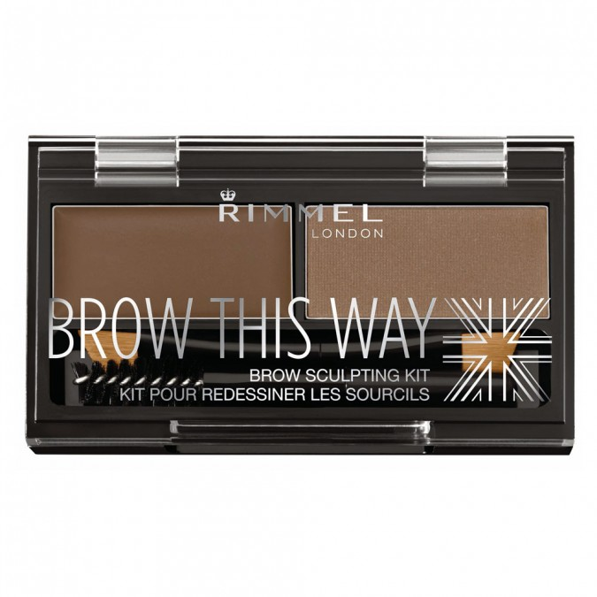 Rimmel Brow This Way Eyebrow Powder Kit 1 Kit