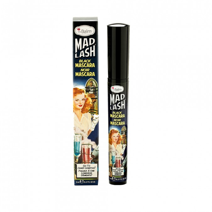 4fb40db1f54 Buy Mad Lash Black Mascara 8 mL by Thebalm Online | Priceline