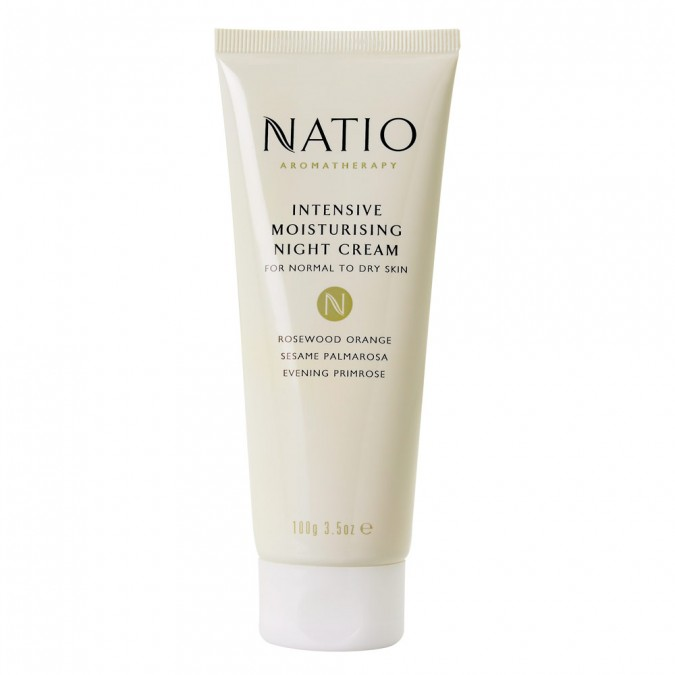 Natio Intensive Moisturising Night Cream 100 g
