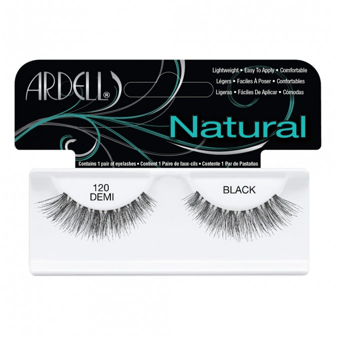 487511edc28 Buy Fashion Lashes 120 Demi Black 1 Pair by Ardell Online | Priceline