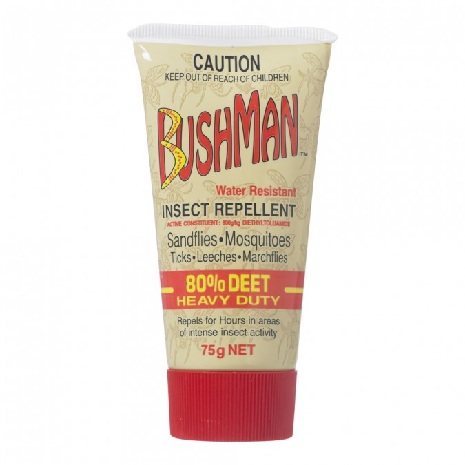 2a354bcfa Buy Ultra Gel Insect Repellent 75 g by Bushman Online   Priceline