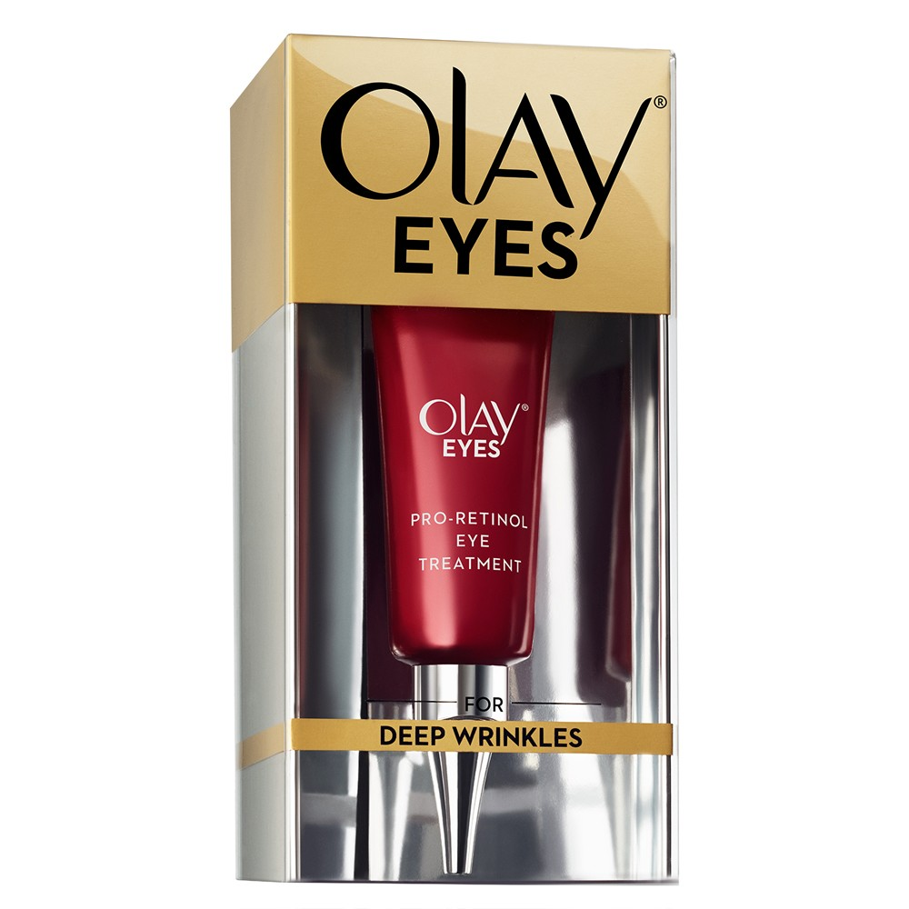 Buy Eyes Pro Retinol Eye Wrinkle Cream Treatment 15 Ml By Olay