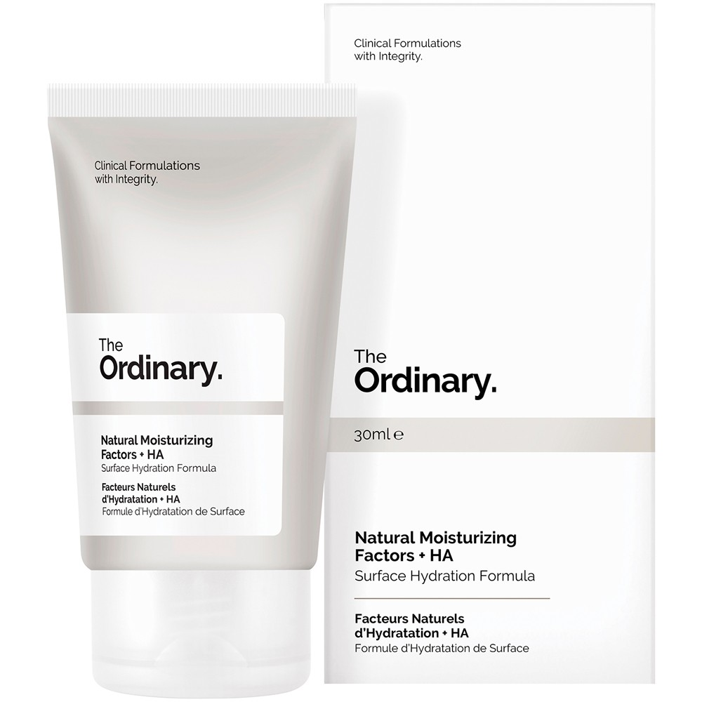 Buy Natural Moisturizing Factors + HA 30 mL by The Ordinary Online ...