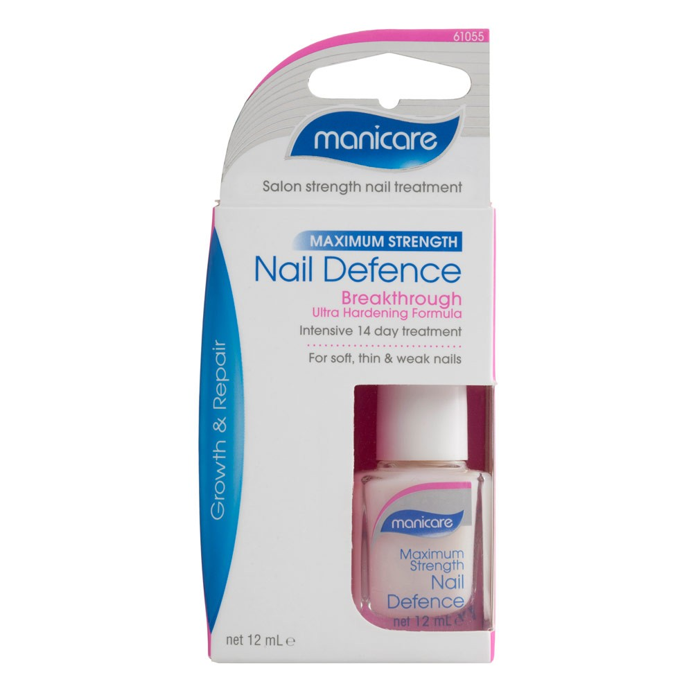 Buy Nail Hardener 12 mL by Manicare Online | Priceline