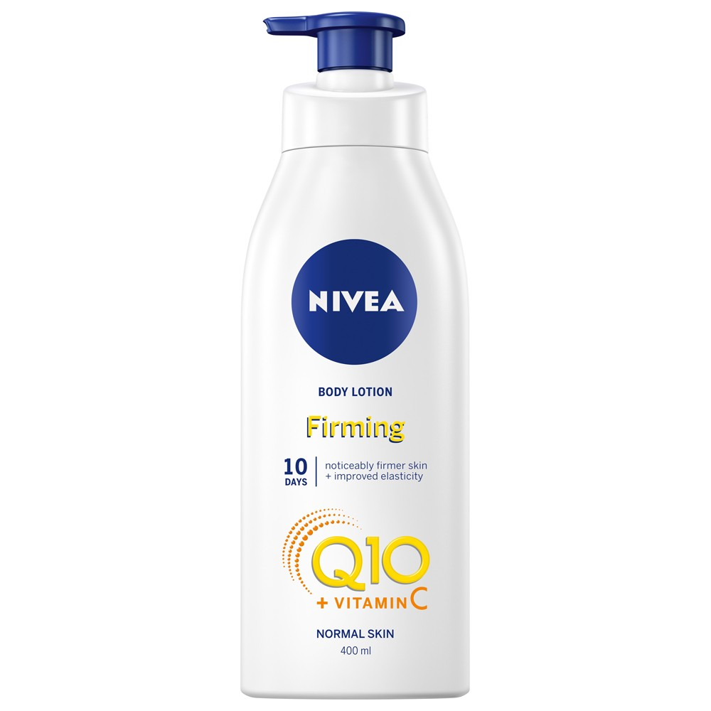 Buy Q10 Plus Firming Body Lotion 400 Ml By Nivea Online Priceline