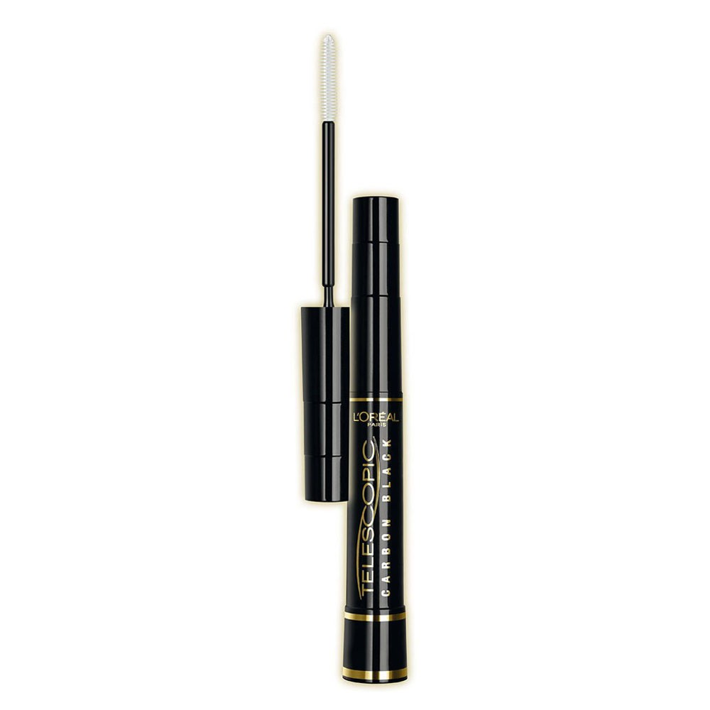 Buy Telescopic Mascara in Carbon Black 8 mL by L'oreal Paris ...