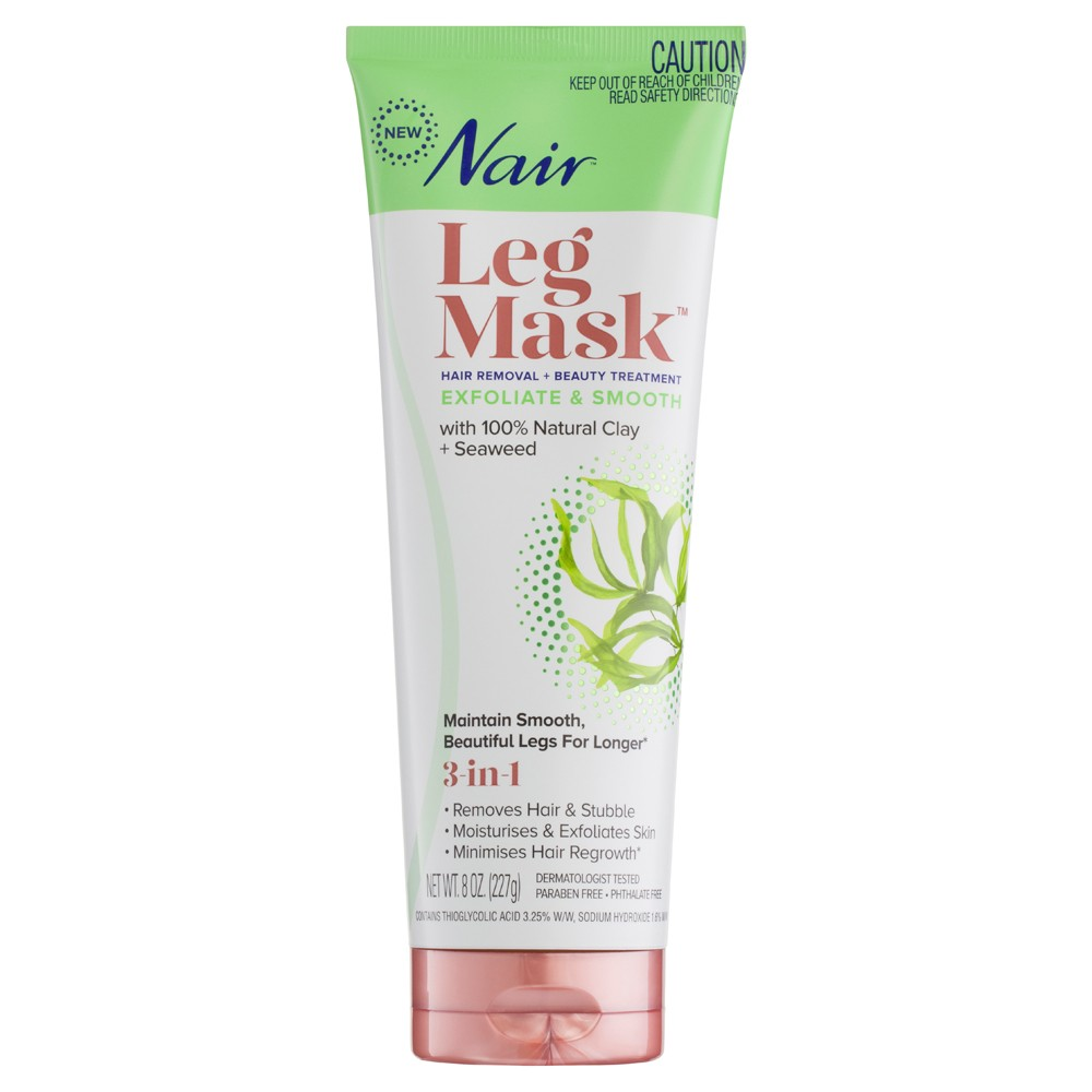 Buy Leg Mask Hair Removal Beauty Treatment 227 G By Nair Online
