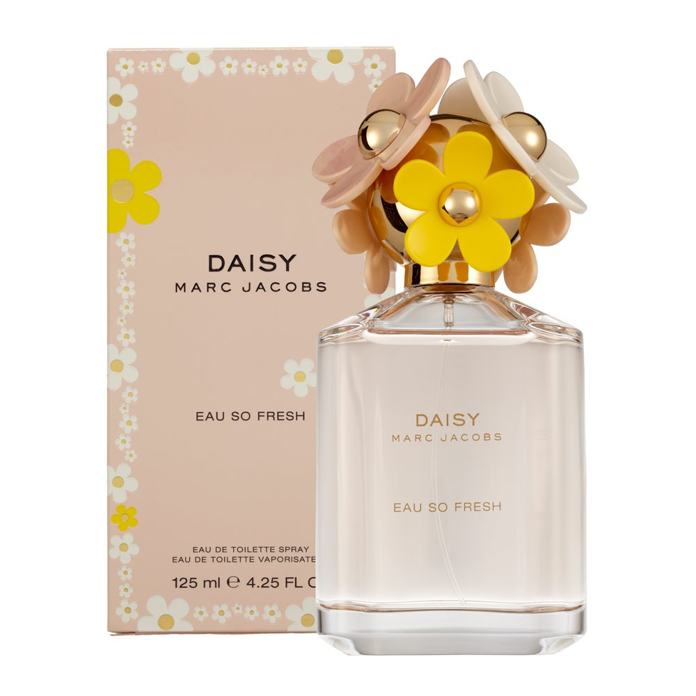 Buy Daisy Eau So Fresh Edt 125 Ml By Marc Jacobs Online Priceline