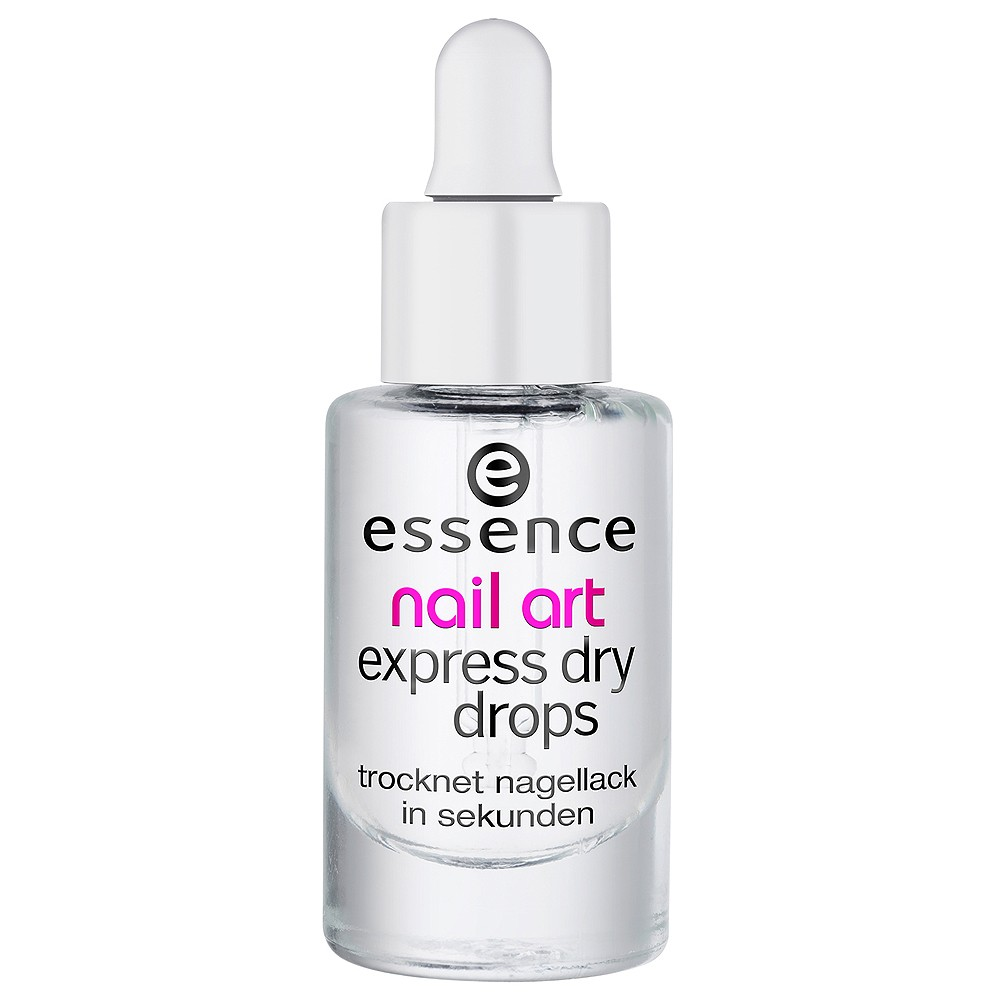 Buy nail cuticle treatments makeup products online priceline essence nail art express dry drops 8 ml prinsesfo Choice Image