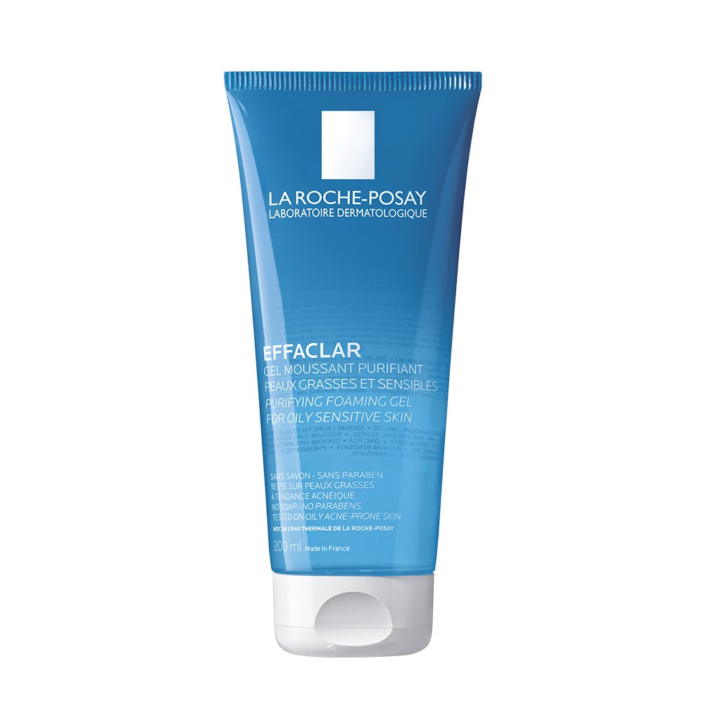 buy effaclar foaming gel 200 ml by la roche posay online. Black Bedroom Furniture Sets. Home Design Ideas