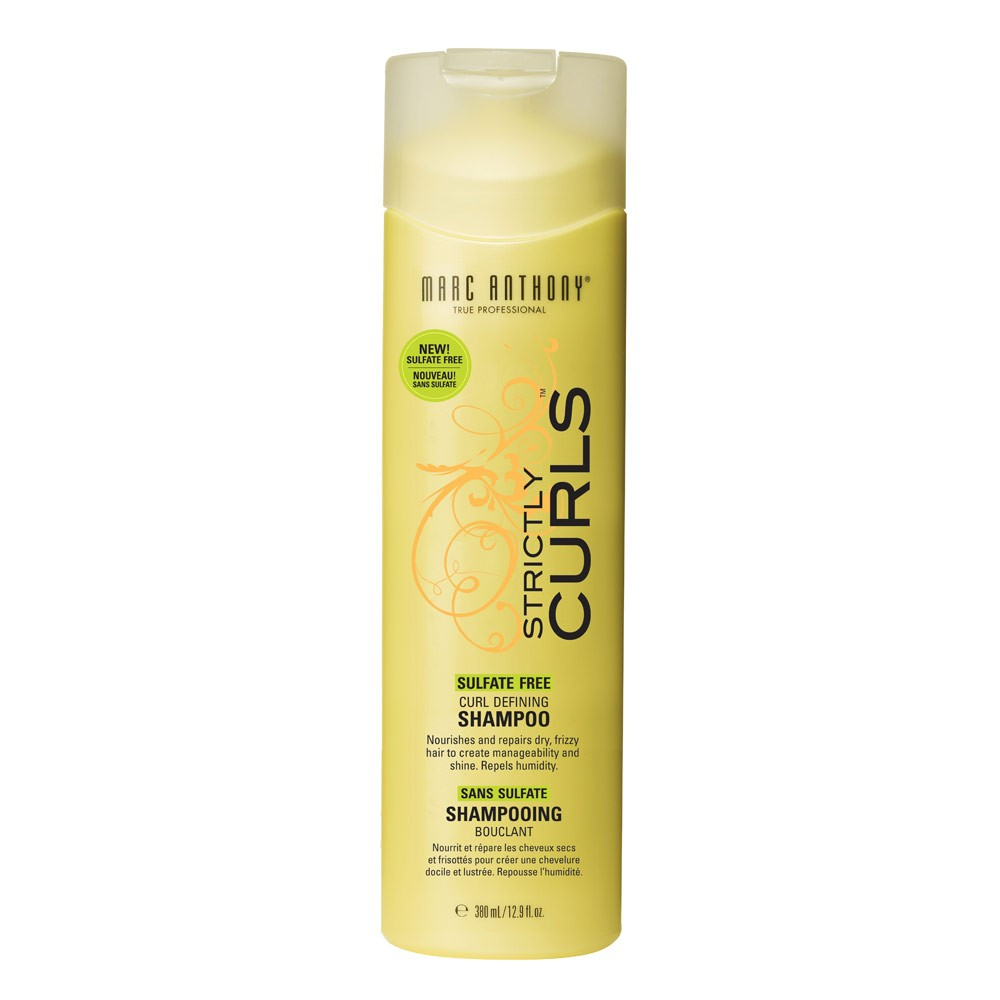 Buy Strictly Curls Curl Defining Shampoo 380 Ml By Marc Anthony Online Priceline