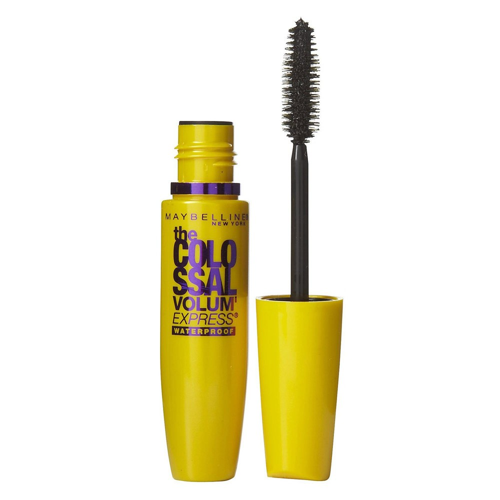 Buy Colossal Volum Express Waterproof Mascara In Glam