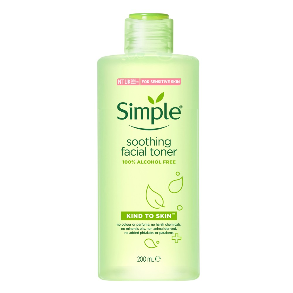 Buy Kind To Skin Soothing Facial Toner 200 Ml By Simple Online Priceline