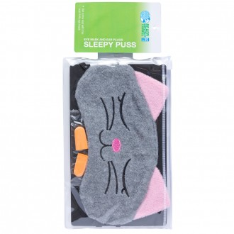 Ready Set Travel Kids Sleeping Mask and Earplugs 1 Kit