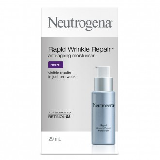 Neutrogena Rapid Wrinkle Repair Anti-ageing Night Moisturiser 29 mL