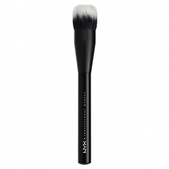 Nyx Professional Makeup Pro Dual Fibre Foundation Brush 1 ea