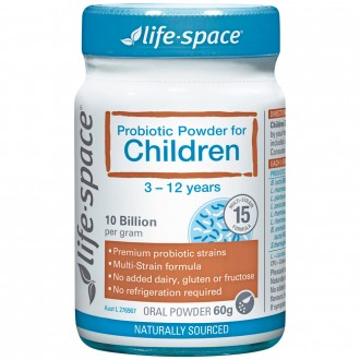 Life Space Probiotic Powder For Children 60 g