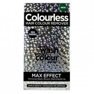 Colourless Hair Colour Remover Max Effect 180 mL