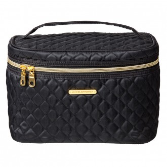 Models Prefer Quilted Train Case 1 ea