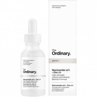escitalopram lexapro The Ordinary Niacinamide 10% + Zinc 1% 30 mL