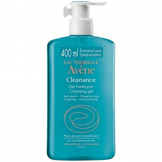 Avène Cleanance Cleansing Gel 400 mL