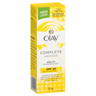 Olay Complete Defence Moisturising Lotion SPF 25 75 mL