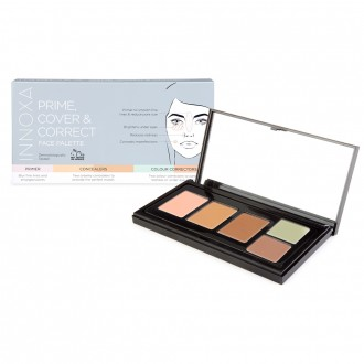 Innoxa Prime, Cover and Correct Palette 5 g
