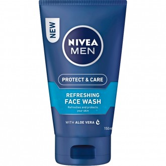 Nivea Men Protect & Care Refreshing Face Wash 150 mL