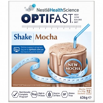 Optifast Vlcd VLCD™ Shake Mocha 12 pack