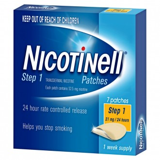 Nicotinell 24 Hour Patch 21mg 7 pack