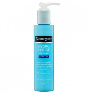 Neutrogena Hydro Boost Cleanser Gelee Milk 145 g