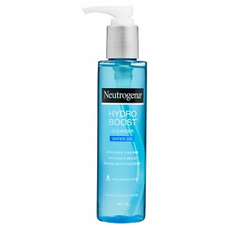 Neutrogena Hydro Boost Cleanser Water Gel 145 mL