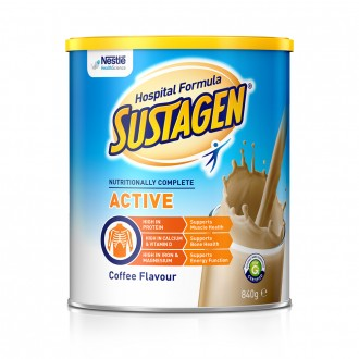 Sustagen Hospital Formula Active Coffee 840 g